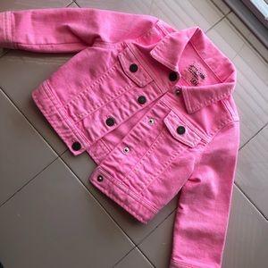 Baby Girl Jean Jacket